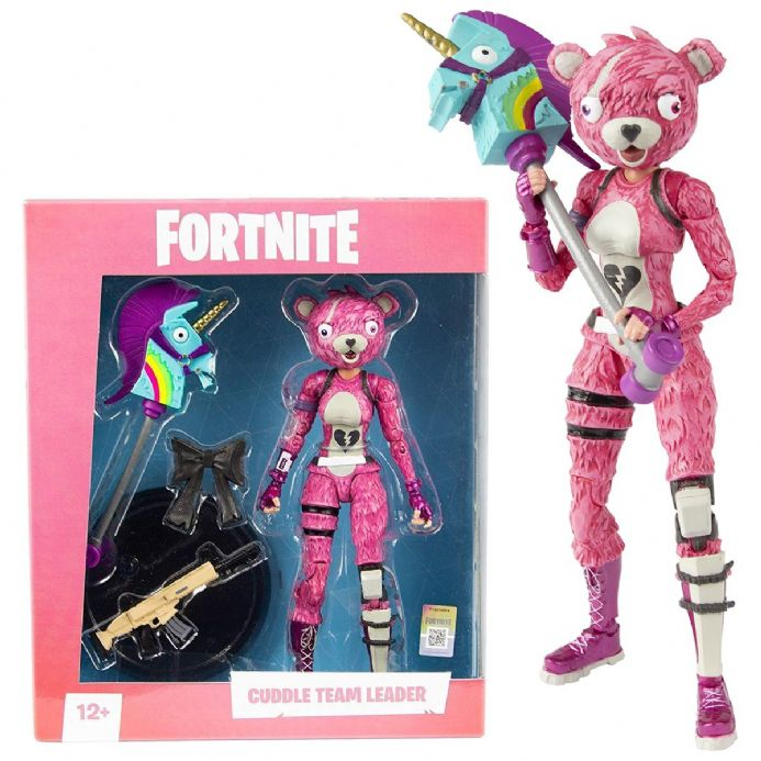 "Fortnite Cuddle Team Leader 7"" Action Figure 